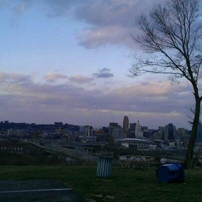 Photo taken at Devou Overlook by Lynda P. on 3/4/2012