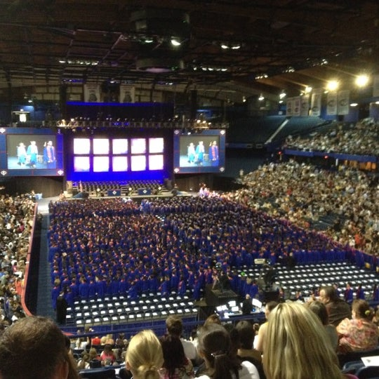 Photo taken at Allstate Arena by Stephanie T. on 6/10/2012