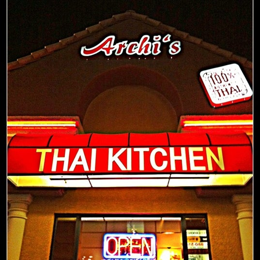 Archi s Thai Kitchen 19 tips from 599 visitors