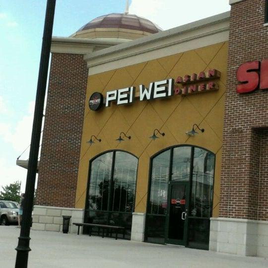 Pei Rating: Asian Restaurant