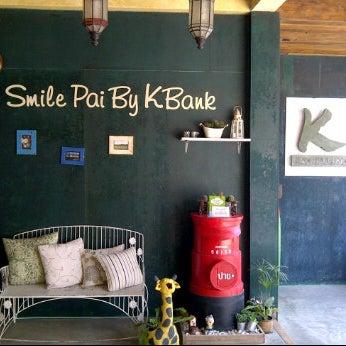 Photo taken at ธนาคารกสิกรไทย (Kasikorn bank) by Pete T. on 1/30/2012