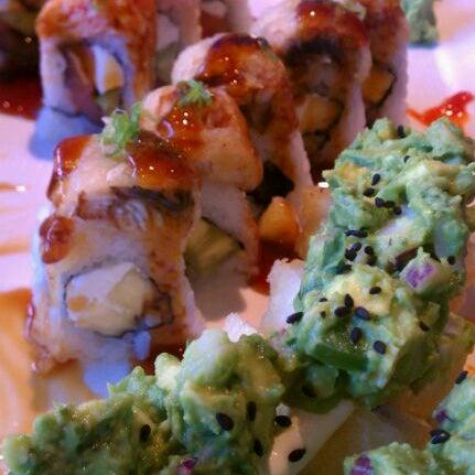 Photo taken at Blue Sushi Sake Grill by Rita L. on 8/28/2011