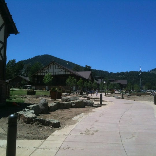 Photo taken at YMCA of the Rockies by Gary E. on 6/20/2012