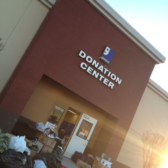 Photo taken at Goodwill Donation Center by Michelle D. on 12/29/2011