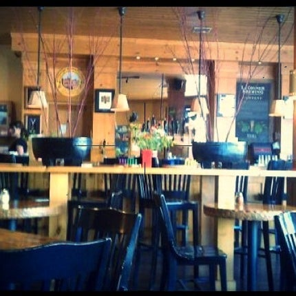 Photo taken at La Conner Brewery by Diana F. on 10/27/2011