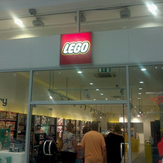 Photo taken at Lego Store by Phil D. on 10/5/2011