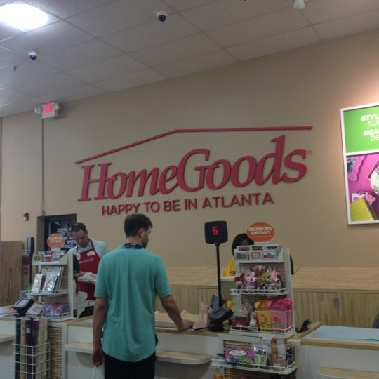 Homegoods Miscellaneous Shop In Lindbergh Morosgo