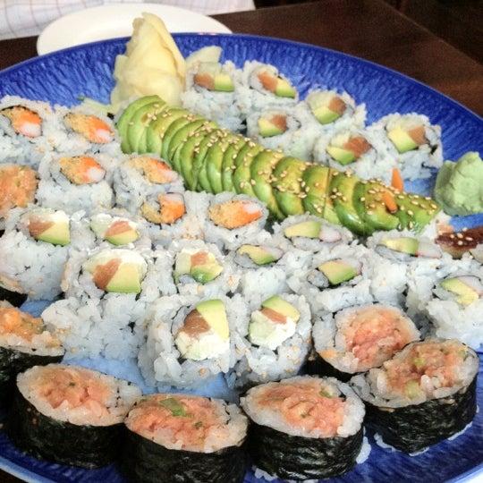 Photo taken at Sushi Lounge by Chris C. on 3/13/2012