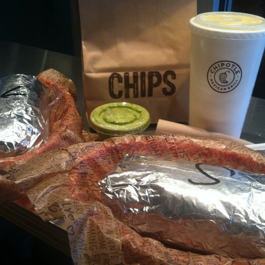 Photo taken at Chipotle Mexican Grill by Jeff R. on 3/16/2012