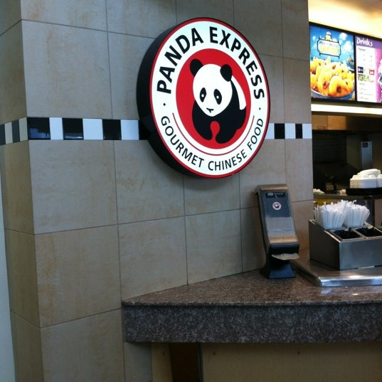Photo taken at Panda Express by Brittany L. on 8/14/2012