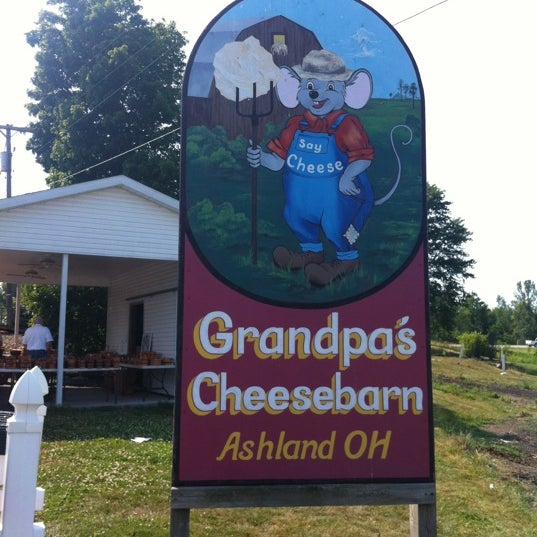 Grandpa S Cheesebarn Cheese Shop
