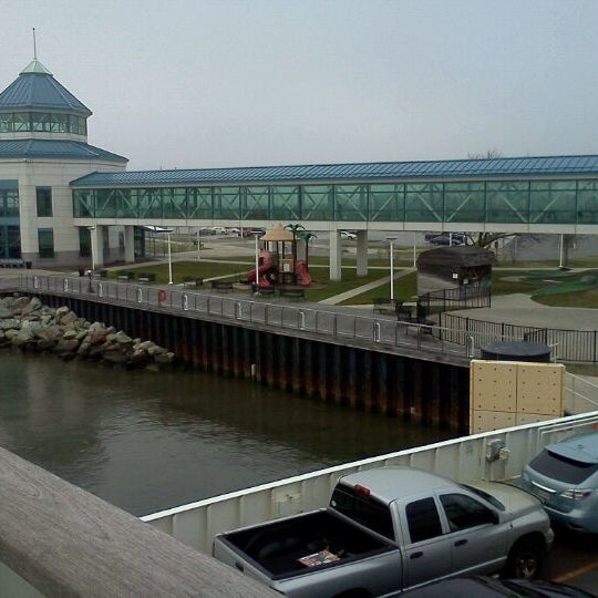 Photo taken at Cape May-Lewes Ferry | Cape May Terminal by Jim S. on 3/15/2012