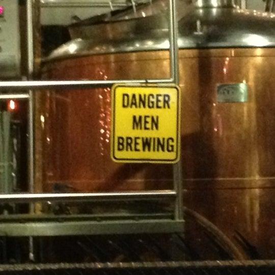 Photo taken at Felgey's Bethlehem Brew Works by Christina on 4/26/2012