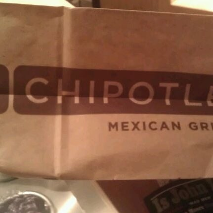 Photo taken at Chipotle Mexican Grill by Ben B. on 3/8/2012