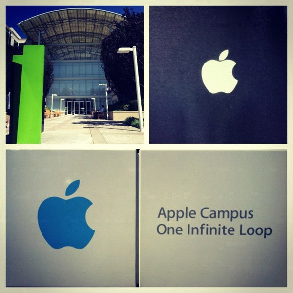 Photo taken at Apple Inc. by Cody W. on 8/24/2012