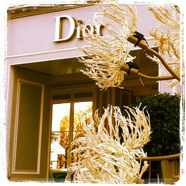 Photo taken at Christian Dior by Dan D. on 11/18/2011