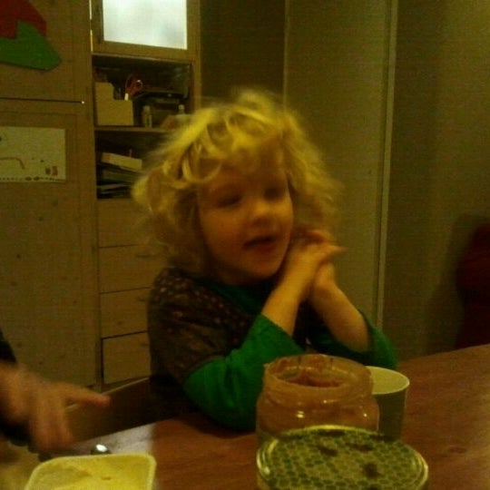 Photo taken at Breakfast Table by Elza v. on 11/11/2011