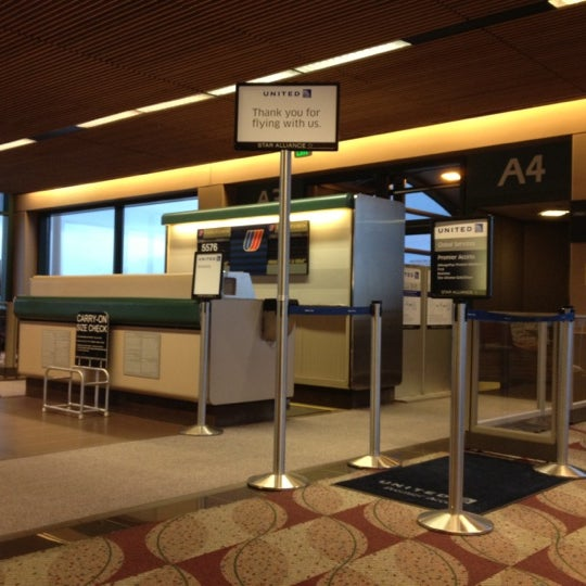 Photo taken at Eugene Airport (EUG) by Radio M. on 6/7/2012