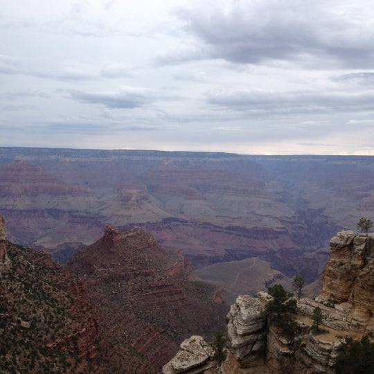 Photo taken at Grand Canyon National Park by Kristen M. on 7/30/2012