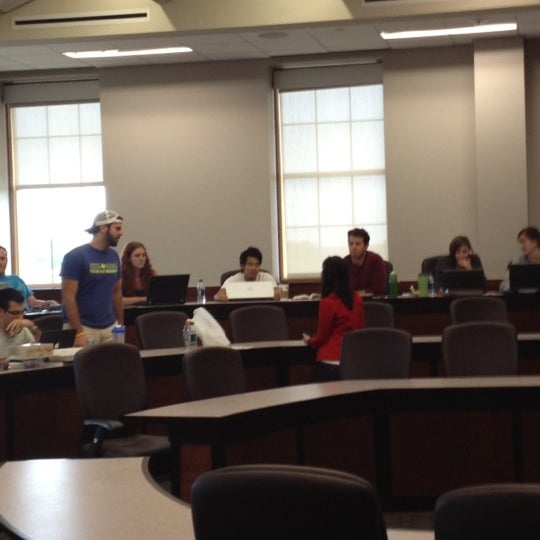 Photo taken at TTU - Rawls College of Business by Lin H. on 6/8/2012