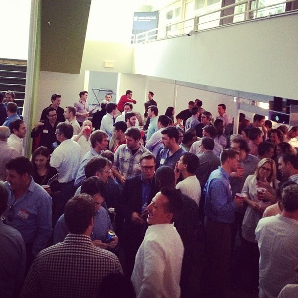 Photo taken at Tech Wildcatters (The Tech Church) by Frank G. on 5/18/2012