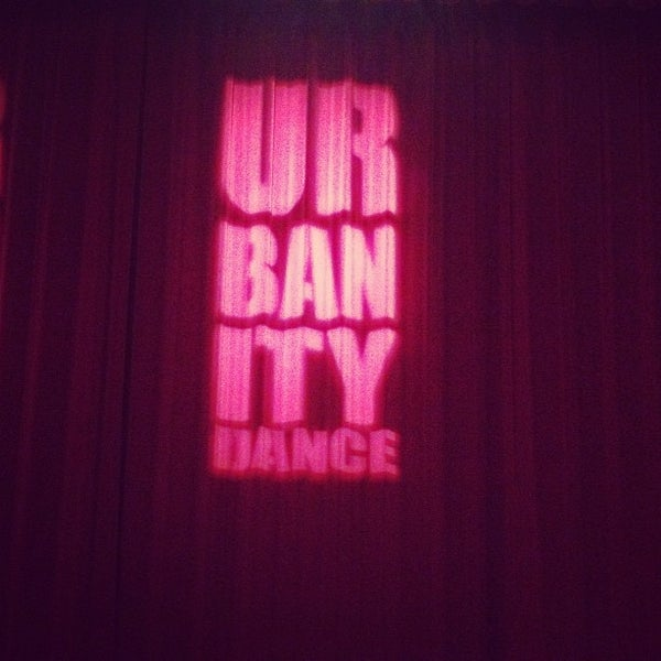 Photo taken at Boston University Dance Theater by Casey P. on 5/5/2012