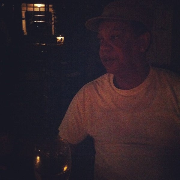 Photo taken at The Blue Monkey Lounge by Christy T. on 8/1/2012
