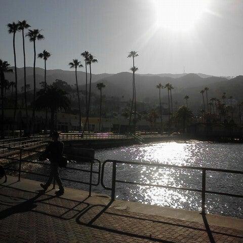 Photo taken at Santa Catalina Island by Airalin B. on 6/18/2012
