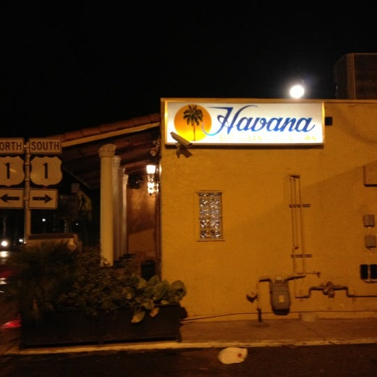 Photo taken at Havana Restaurant by Ryan E. on 4/30/2012