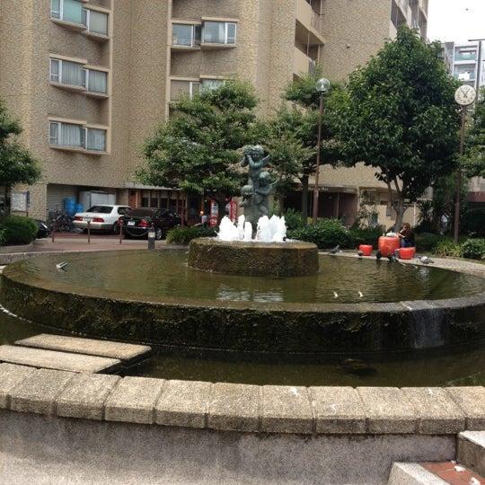 Photo taken at 大須公園 by bubisuke on 6/24/2012