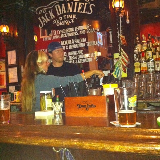 Photo taken at Blarney Stone Bar & Restaurant by Jesse P. on 10/9/2011