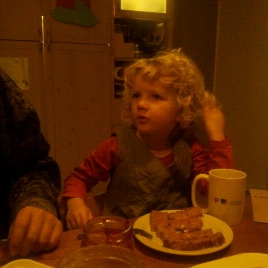 Photo taken at Breakfast Table by Elza v. on 12/1/2011