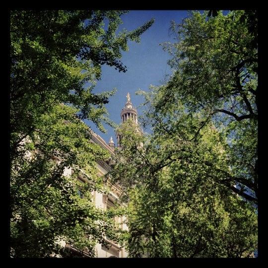 Photo taken at NYC Municipal Building by Nikki N. on 4/27/2012