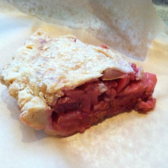 Photo taken at Bovine Bakery by Anton D. on 12/30/2010