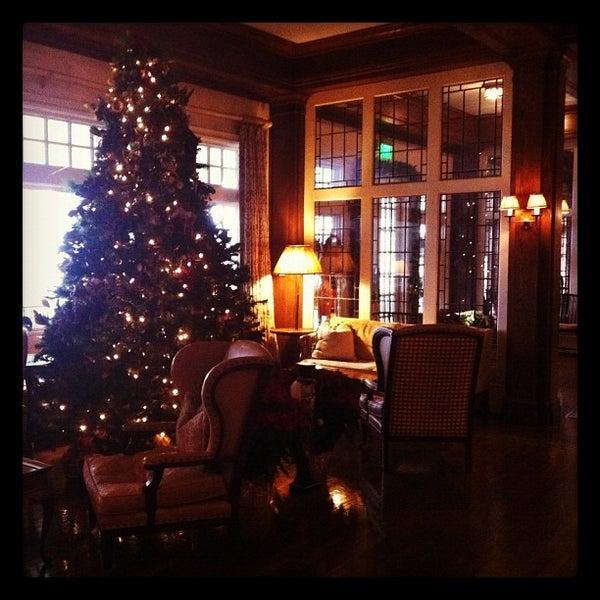Photo taken at Chatham Bars Inn by Sarah W. on 12/3/2011