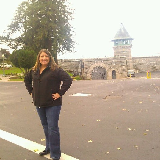 Photo taken at Folsom State Prison (FSP) by Cathy M. on 11/21/2011