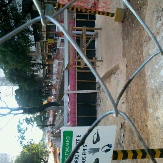 Photo taken at Avenida Santos Dumont by Júlio C. on 6/15/2012