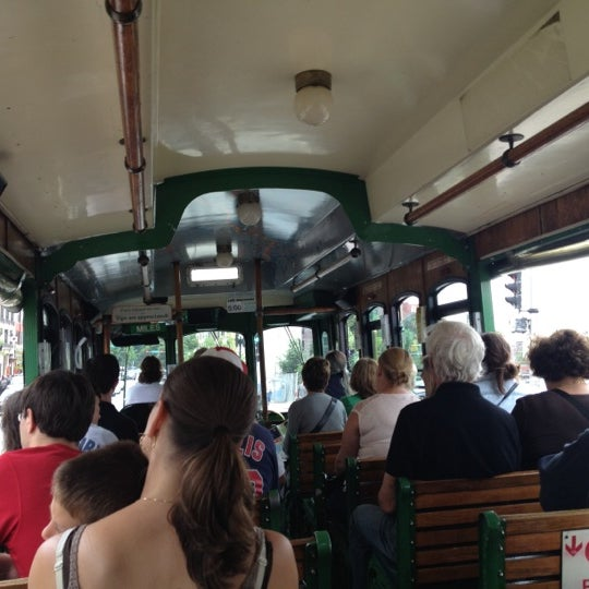 Photo taken at Old Town Trolley Tour by Denise S. on 5/30/2012