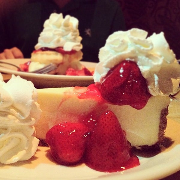 Photo taken at The Cheesecake Factory by Scott K. on 4/26/2012
