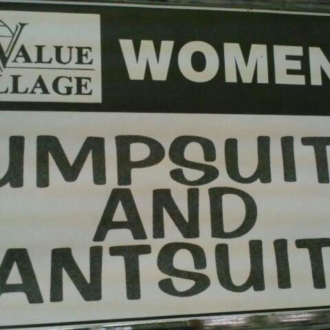 Photo taken at Value Village by senator d. on 1/21/2012