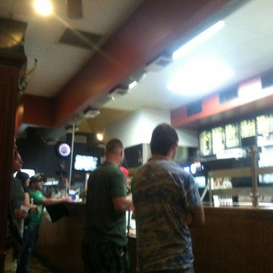Photo taken at Burke Street Pizza by Samantha Z. on 3/18/2012