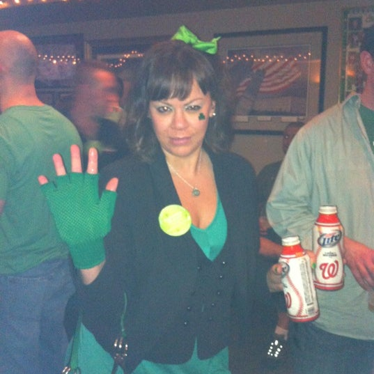 Photo taken at Ireland's Own Pub by Boyer A. on 3/17/2012
