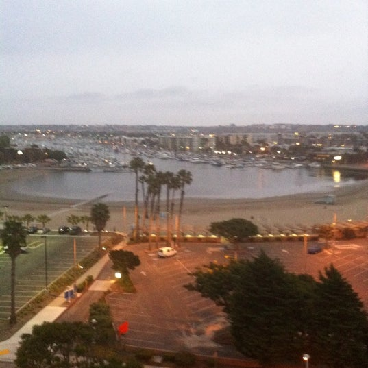 Photo taken at Marriott Marina Del Rey by Bruce M. on 6/9/2011