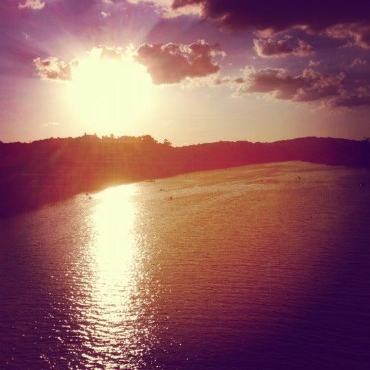 Photo taken at Lady Bird Lake Trail by Richard T. on 6/19/2012
