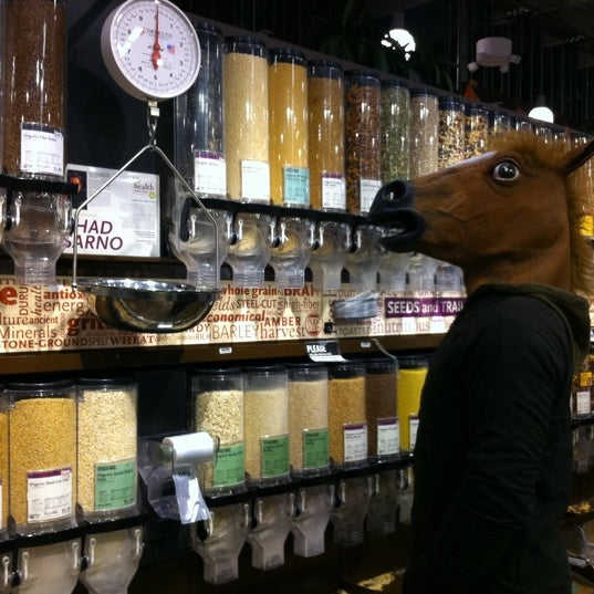 Photo taken at Whole Foods Market by Brent K. on 1/10/2011