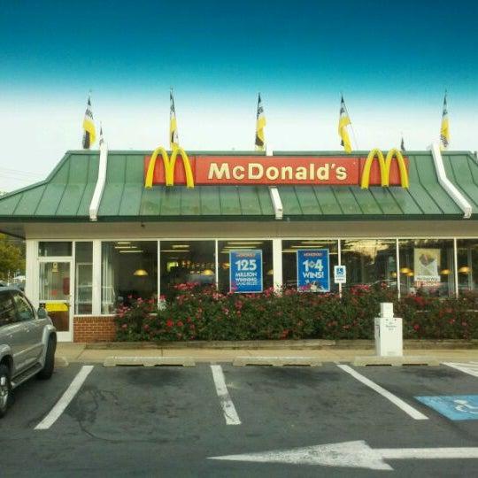 McDonald's - South Four Corners - 22 University Blvd W