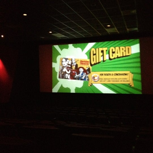 Photo taken at Harkins Theatres Arcadia 8 by Derrick M. on 3/26/2012
