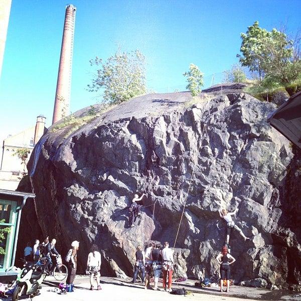 Photo taken at Münchenbryggeriet by Teak T. on 6/19/2012