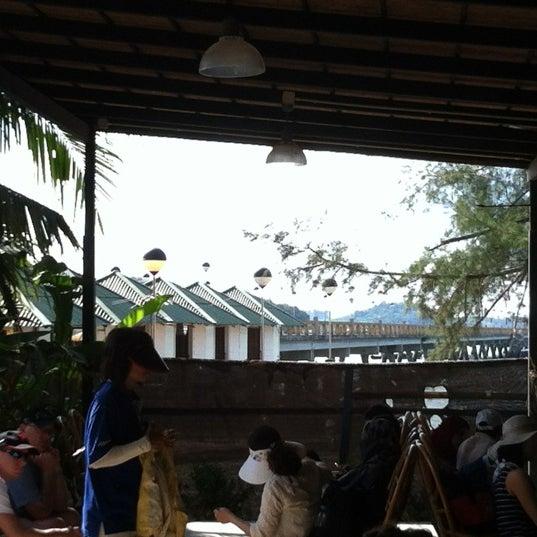 Photo taken at Ao Por Pier by Surja T. on 6/29/2012
