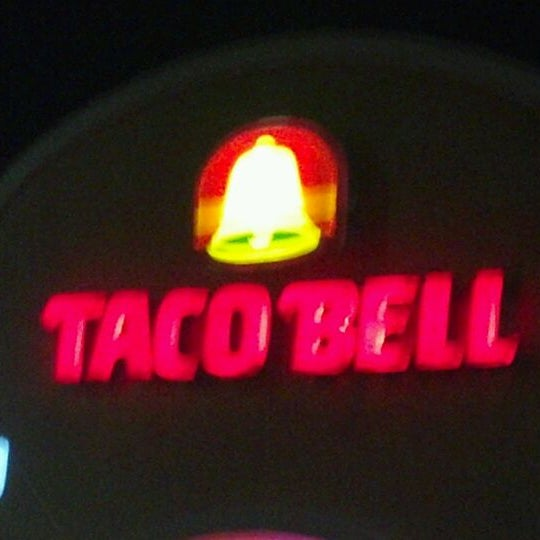 Photo taken at Taco Bell by Alexander H. on 2/19/2012